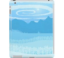8-bit Alpine iPad Case/Skin