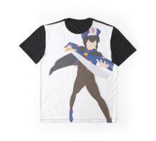 Chloe Valens lineless design Graphic T-Shirt
