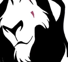 """Scar - """"I'm surrounded by idiots.""""  Sticker"""