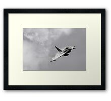 Pushing The Envelope  Framed Print