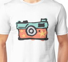 Funky Cameras Unisex T-Shirt