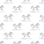 Horse 'Runner' Print and Products by Go van Kampen