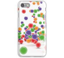 Balls - Rainbow Gravity iPhone Case/Skin