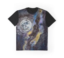 Marija's Moon Graphic T-Shirt