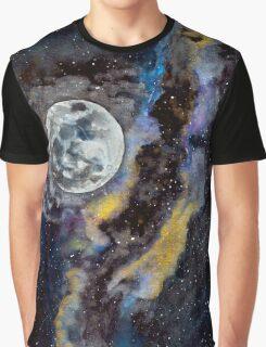 Marija's Moon Graphic T-Shirt