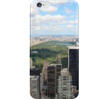 Urban Oasis iPhone Case/Skin