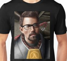 Half-life - Gordon Freeman Unisex T-Shirt