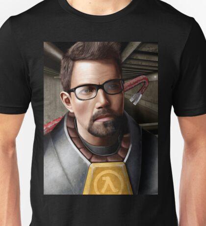 Half-life - Gordon Freeman Unisex T-Shirt