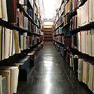 Alderman Library Stacks - UVA  ^ by ctheworld