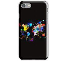 World Grunge iPhone Case/Skin