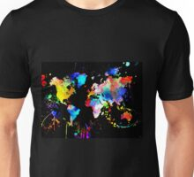 World Grunge Unisex T-Shirt
