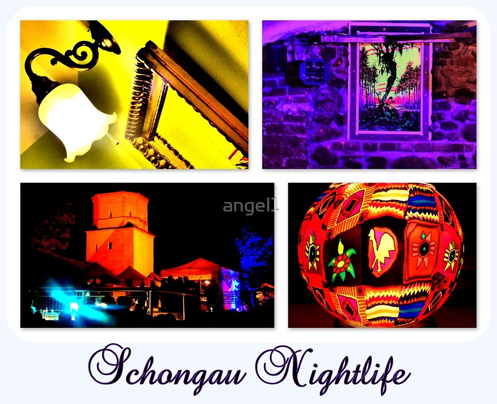 Schongau Nightlife by ©The Creative  Minds
