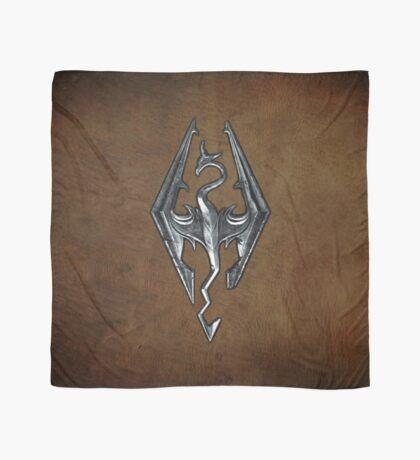 Skyrim Worn Leather Symbol Scarf