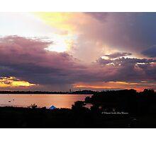 Pillow cloudscape  Photographic Print