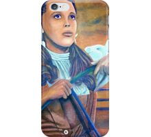 Dorothy from the Wizrd of Oz iPhone Case/Skin