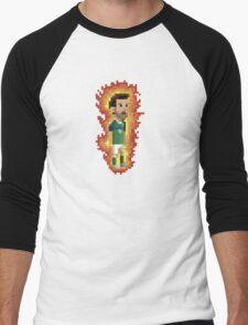 OnFire! Men's Baseball ¾ T-Shirt