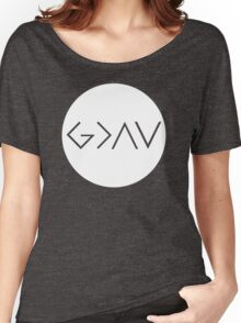 God Is Greater Than the Highs and Lows Women's Relaxed Fit T-Shirt