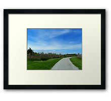 Path to... Framed Print