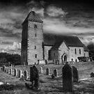 Bishopstone Church by Dave Godden