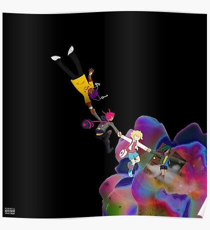 lil uzi vert: the perfect luv  Poster