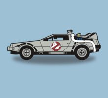 Ghostbusters To The Future! Kids Clothes