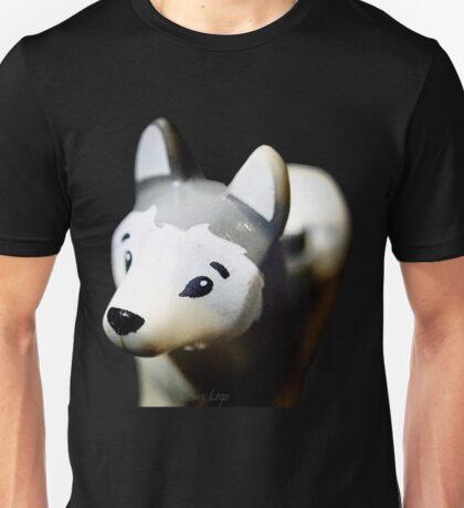 Lego Siberian Husky  Unisex T-Shirt