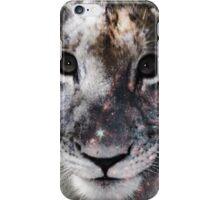 Galaxy Lion Cub iPhone Case/Skin