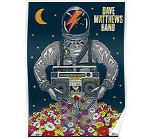 DMB, BLOSSOM MUSIC CENTER CUYAHOGA FALLS, OH Poster