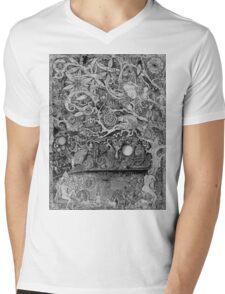 The Forest Mens V-Neck T-Shirt