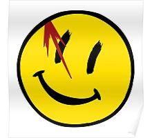 Watchmen Symbol Poster