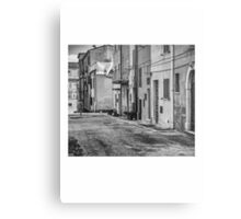 Vintage road Metal Print