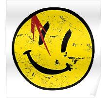 Watchmen Symbol Vintage Poster