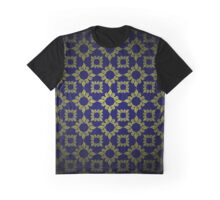 Antique Style Graphic T-Shirt