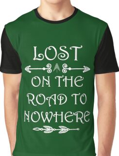 Lost Nowhere Graphic T-Shirt