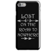 Lost Nowhere iPhone Case/Skin