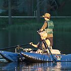 Fishin with Grandma by Ken McElroy
