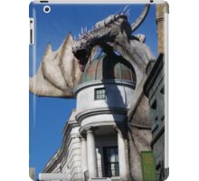 Dragon at Universal Studios  iPad Case/Skin