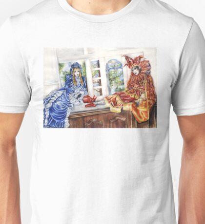 French dolls Unisex T-Shirt