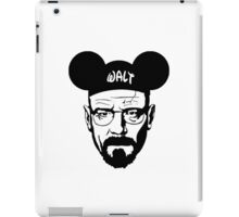 Walt BB iPad Case/Skin