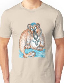 Beary cute... Unisex T-Shirt