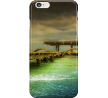Sea @ Storm iPhone Case/Skin
