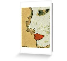 ....And the words of your heart Have become the common language of the concubines of the emperor.  Greeting Card