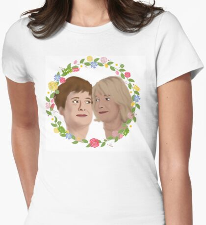 Berena Womens Fitted T-Shirt
