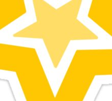 Launch Star 2 Sticker