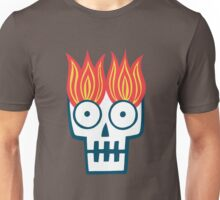Don't look him in the eyes. Unisex T-Shirt