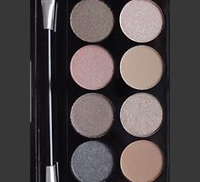 Eyeshadow Palette Design by Squeezietees