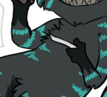 Cheshire Cat Stickers Sticker