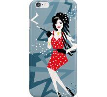 Cartoon Amy iPhone Case/Skin