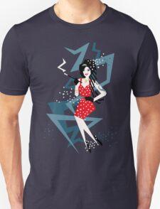 Cartoon Amy Unisex T-Shirt