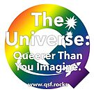 QSF Universe Logo - Transparent by queerscifi